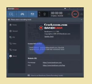 Bandicam 4.5.8.1673 Crack + Keygen & Torrent Download {2020}