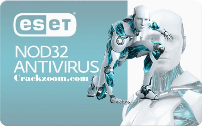 ESET NOD32 Antivirus Crack With License Key 2020 {Latest}