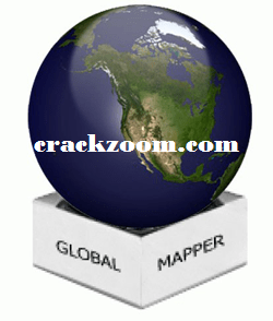 Global Mapper 22.0 Crack + Registration Key Download {2020}