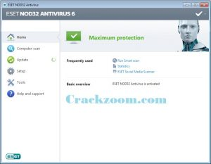 ESET NOD32 Antivirus Crack With License Key 2020 {Latest}
