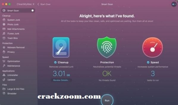 CleanMyMac X 4.7.3 Crack + Activation Number Keygen Download 2021