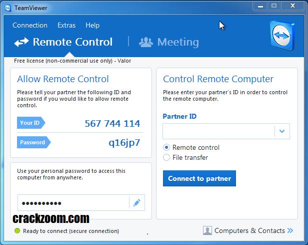 TeamViewer 15.5.3 Crack + License Key Download Latest Version {2020}