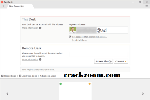 AnyDesk 6.1.5 Crack + License Key Full Version Free Download {2021}
