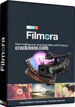 Wondershare Filmora Crack 9.6.1.6 C With Key Free Download {Latest}