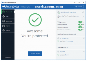 Malwarebytes 4.1.1.149 Crack Key {Keygen} Torrent 2020 Lifetime