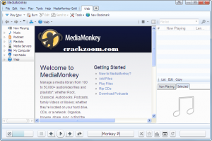 MediaMonkey Gold 5.0.0.2234 Crack + Latest Keys Download {Mac+Win}