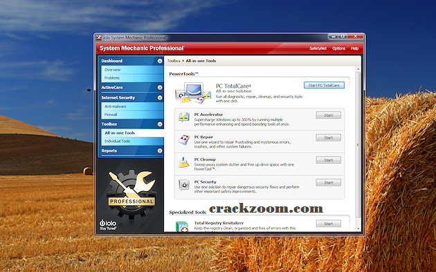 System Mechanic Pro 20.7.1.34 With Crack {Latest Version} 2021