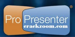 ProPresenter 7.4.0 With Crack Free Download 2021 {Latest Version}