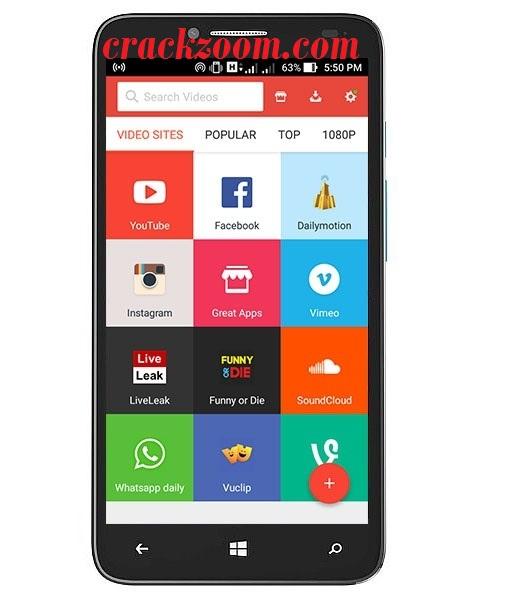 SnapTube 2020 Crack APK Premium Free Download {Latest Version}