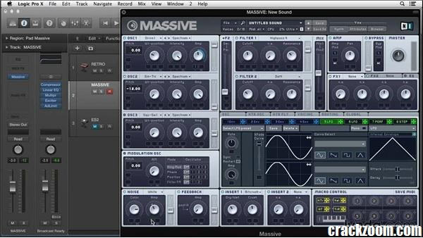 Native Instruments Massive 1.5.5 Crack With Keygen Free Download {Latest}