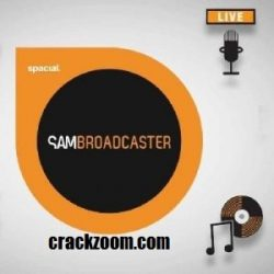 SAM Broadcaster Pro 2020.5 Crack + Seria Key Full Free Download