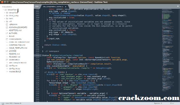 Sublime Text 3.2.2 Crack Build 3211 License Torrent {Latest Version}