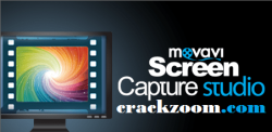 Movavi Screen Capture Studio 10.3.0 Crack + Activation Key {Full Version}