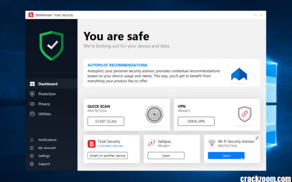 Bitdefender Total Security 2020 Crack With Activation Code {Latest}