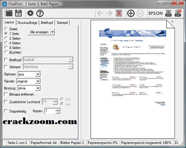 FinePrint 10.22 Crack + Serial Key Free Download Latest Version {2020}