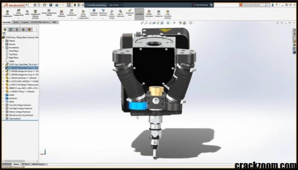 SolidWorks 2020 Crack + Torrent Full Version Free Download