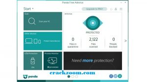 Panda Free Antivirus Crack + Activation key Free Download {2020}
