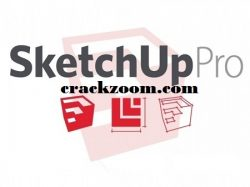 SketchUp Pro 2020 Crack 20.1.228.63 + Keygen With License Key Full Torrent
