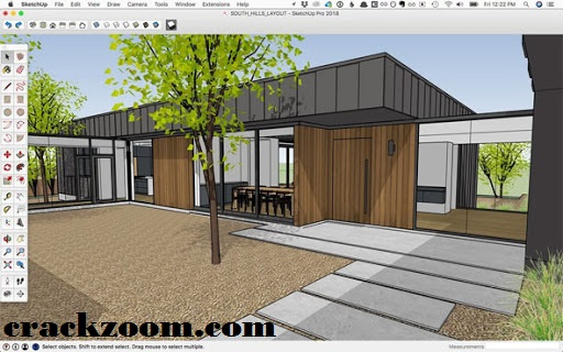 SketchUp Pro 2020 Crack 20.0.373+ Keygen With License Key Full Torrent