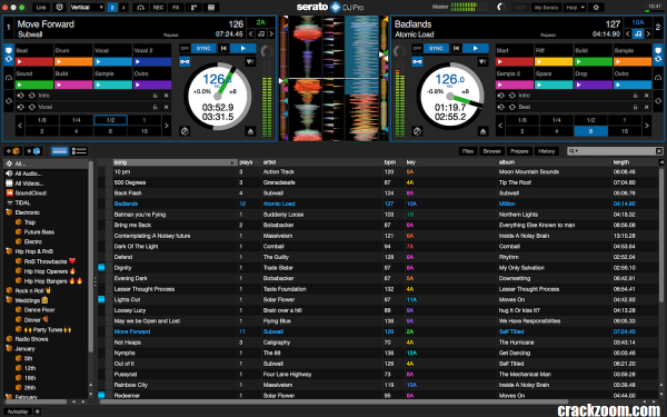 Serato DJ Pro 2.4.5 Crack + License Key Full Free Download {2021}