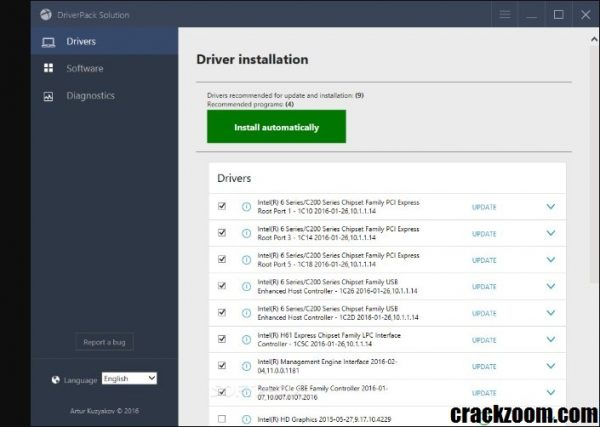 DriverPack Solution Offline 17.11.28 Crack With Key Free Download {2020}