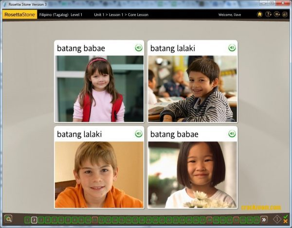 Rosetta Stone 5.12.8 Crack With Activation Code {Full} 2020
