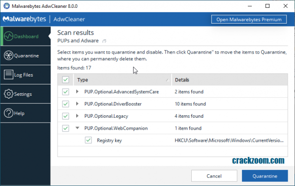 AdwCleaner 8.0.1 Crack + Activation Key 2020 Free Download